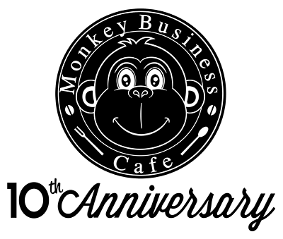 Monkey Business Cafe 10th Anniversary